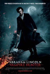 Abraham Lincoln Vampire Hunter - Movie Poster photo by nxusco