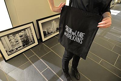 Salon du Livre des Balkans 2015
