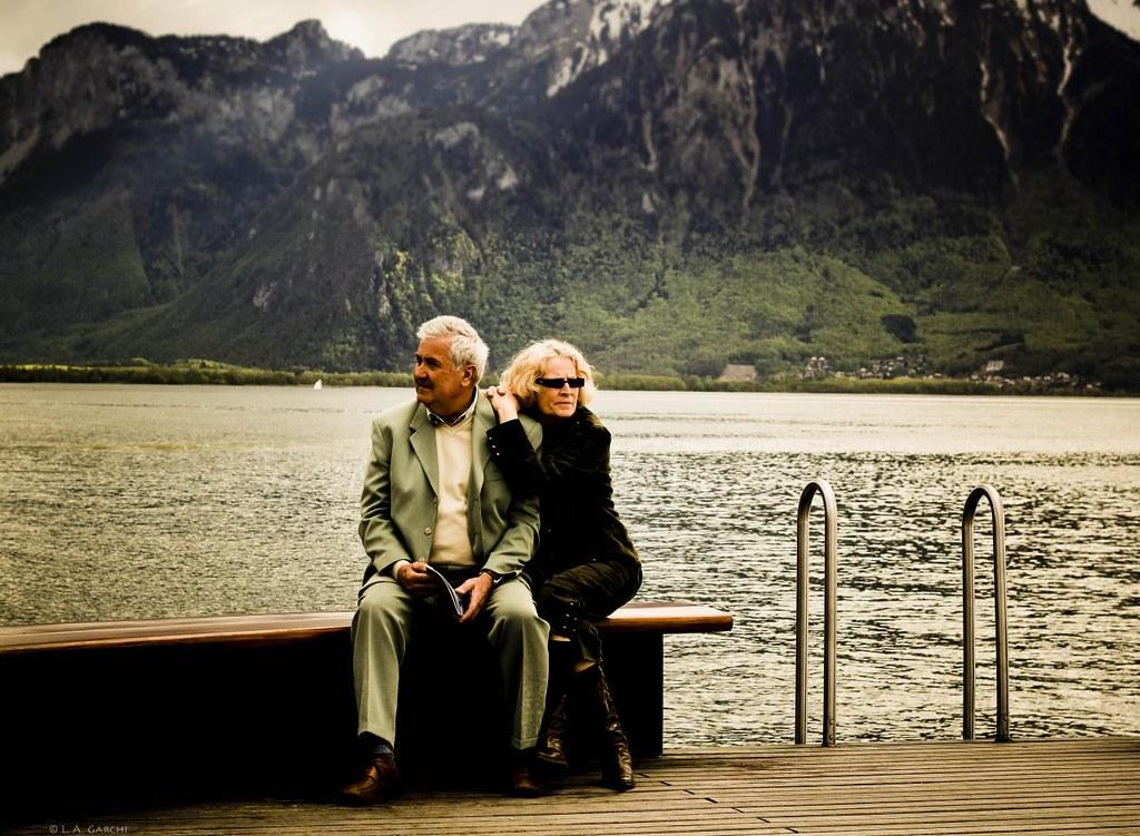 La pareja photo by L. A. Garchi