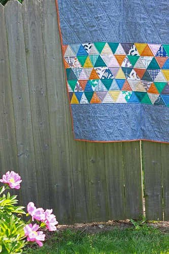 A Little Glimma Quilt by Anything Pretty