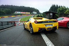 458 Spider photo by Patrice Minol