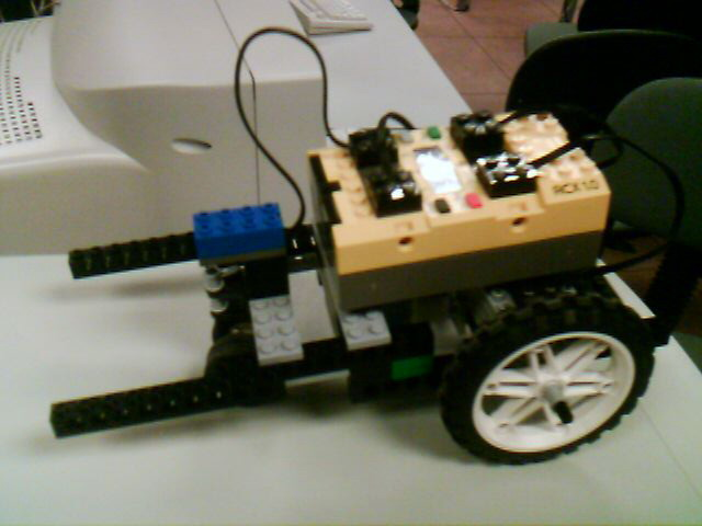 Mi primer Robot LEGO