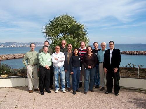 Les membres du CSS Working Group du W3C