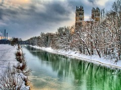 Munich, An der Isar 3 photo by Digitaler Lumpensammler