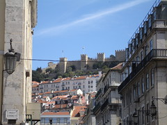 Vista a partir do Rossio