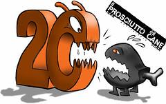 Il Prosciutto è il Cane: anniversario 1986-2006