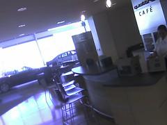 vw waiting room