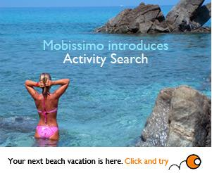 Mobissimo Activity Search