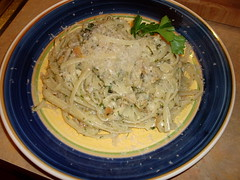 Linguine with Clamsauce