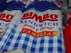 Bimbo Sandwich!