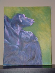 Purple Chimps