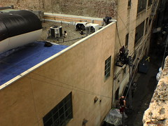 Spiderman III Filming