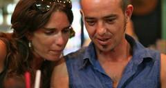 Maria y David
