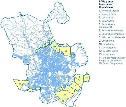 Mapa paus