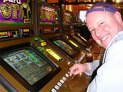 Mike gambling