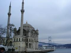 Ortaköy Mosque 1
