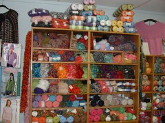 Yarn Display