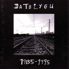 Datblygu 1985 - 1995 - Clawr blaen