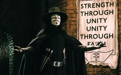 V de Vendetta 2