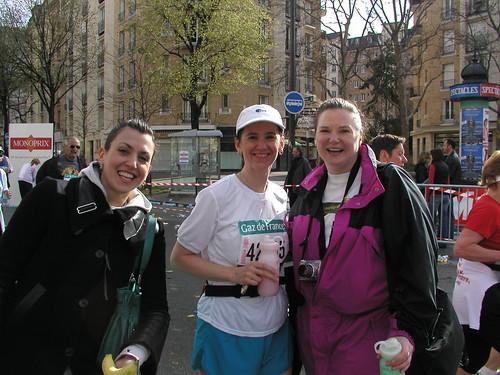 Paris Marathon April 2006 007