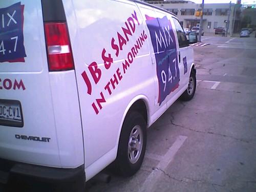 JB & Sandy can't park
