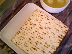 One Big Matzo Cracker