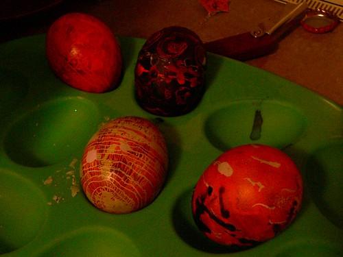 MaundyThursday eggs