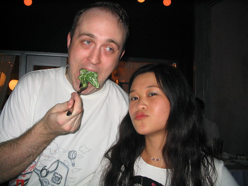 Me and Kim