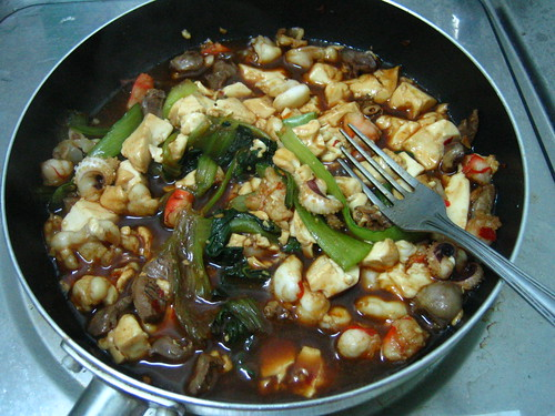 tofu Vegetables