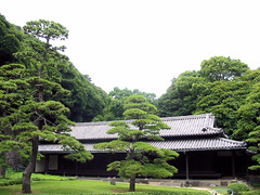 Imperial Palace - Samurai guard house