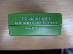 Buddha Machine underside
