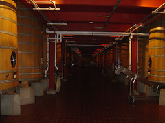 Robert Mondavi Winery - Fermentation Bottom