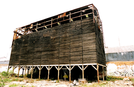 Barn_New Orleans