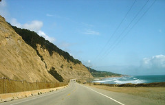 Santa Cruz County Coast