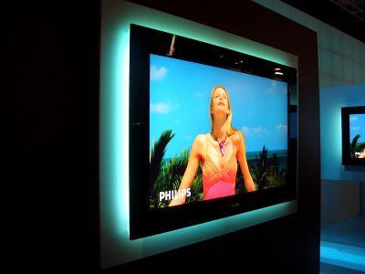 ambilight LCD TV