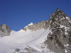 dragontail glacier