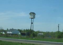 House on Pole