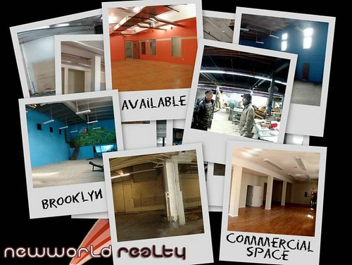 New World Realty has a new storage house full of commercial spaces