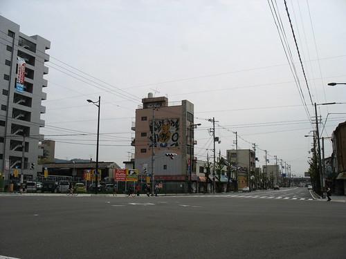 Kyoto - uske ulice