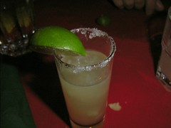 El Charro Margarita Shot