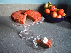 sicilian blood orange cake 2
