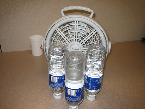 Homemade Air Conditioning
