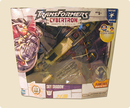 Cybertron Sky Shadow