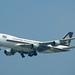 Singapore Cargo 747