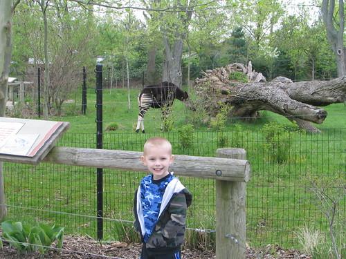 colton and the okapi