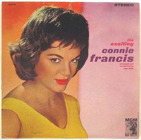 "Connie Francis - Connie Francis Sings (""Second Hand Love"") And Other Hits"