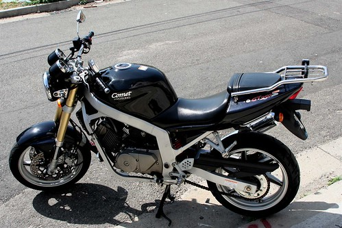 250 Hyosung Comet Review Page 1