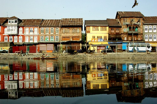Srinagar Reflections