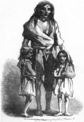 The Famine devastated Ireland