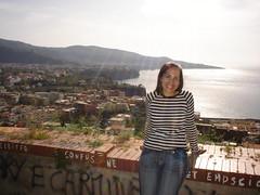 Overlooking Sorrento on the Amalfi Coast